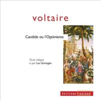 Candide ou l'optimisme (coffret 4 CD)