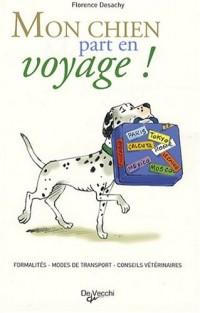 Mon chien part en voyage !