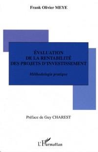 Evaluation de la rentabilité des projets d'investissement