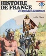 Histoire de France en BD * EO Larousse 1976 * n° 2