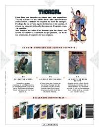 Pack découverte Thorgal 2 - 3 BD pour le prix de 2 : T4 édition spéciale + T5 + T6