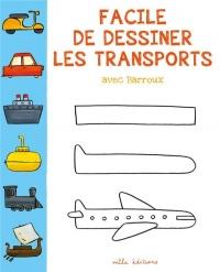 Facile de dessiner les transports