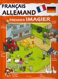 Premier imagier français-allemand