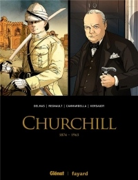 Churchill - Coffret Tome 01 & 02