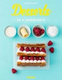 Desserts : En 4 ingrédients