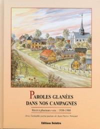 Paroles Glanees Dans Nos Campagnes, Edition France