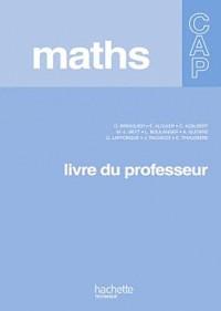 Mathematiques Cap - Livre du Professeur