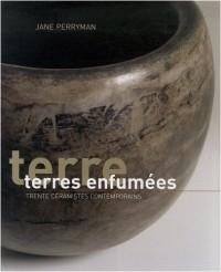 Terres enfumées : Trente céramistes contemporains