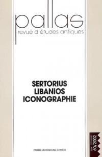 Pallas, 60. Sertorius, Libanios, Iconographie