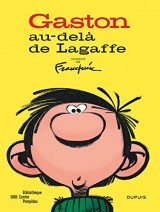 Gaston - Au-delà de Lagaffe (catalogue de l'expo à la BPI) - tome 1 - Au-delà de Lagaffe (catalogue expo)