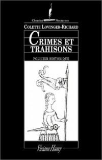 Crimes et trahisons : Policier historique