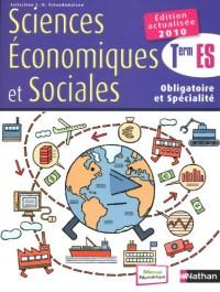 Sciences économiques et sociales Tle ES : Programme 2003