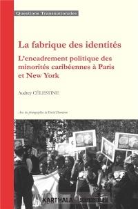 La fabrique des identités : L'encadrement politique des minorités caribéennes à Paris et New York