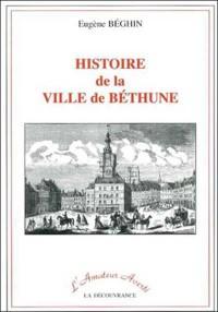 Histoire de la Ville de Bethune