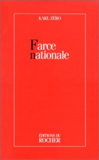 Farce nationale