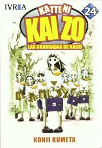Katteni Kaizo, Las guarradas de Kaizo 24