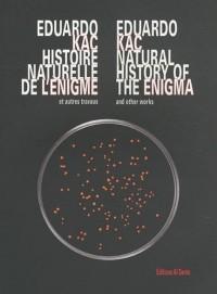 Histoire naturelle de l'énigme