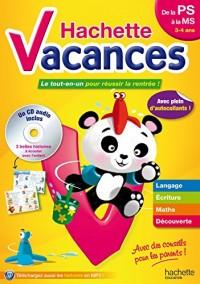 Hachette Vacances PS/MS