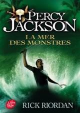 Percy Jackson - Tome 2: La mer des monstres [Poche]