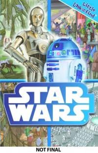 Star Wars - Mon Petit Cherche et Trouve