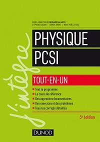 Physique PCSI - Tout-en-un - 5e éd.