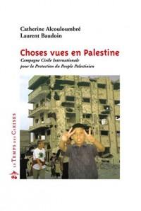 Choses vues en Palestine