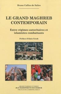 Le Grand Maghreb contemporain : Entre régimes autoritaires et islamistes combattants