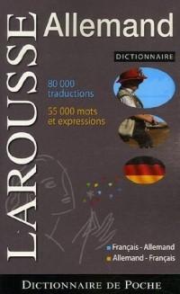 Dictionnaire Français-Allemand Allemand-Français