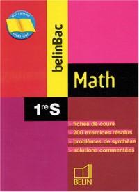 Math 1ère S
