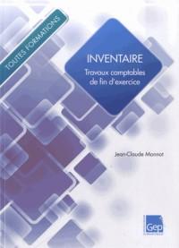 Inventaire - Eleve