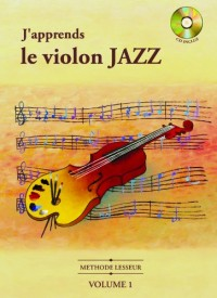 J'apprends le Violon JAZZ