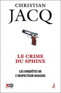 Les enquêtes de l'inspecteur Higgins, Tome 18 : Le crime du sphinx