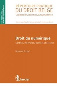 Droit du numérique: Contrats, innovation, données et sécurité