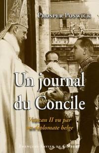 Un journal du Concile : Vatican II vu par un diplomate belge