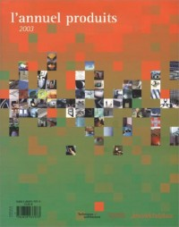 L'Annuel produits 2003