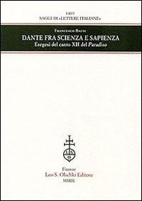 Dante Fra Scienza E Sapienza