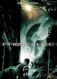 Prométhée Intégrale T03 - T10 à T12