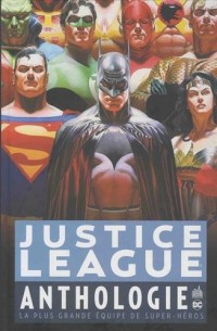 JUSTICE LEAGUE ANTHOLOGIE