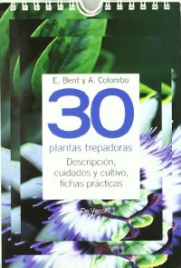 30 Plantas trepadoras