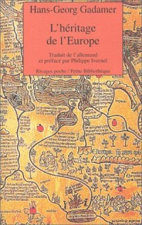 L'Héritage de l'Europe