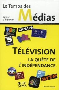 Revue Temps des Medias N13
