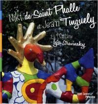 Niki de Saint-Phalle et Jean Tinguely : La fontaine Igor Stravinsky