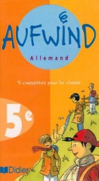 Aufwind : 5ème 4ème, pour la classe (cassette audio)