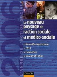 Le nouveau paysage de l'action sociale et médico-sociale : L'année de l'action sociale 2006