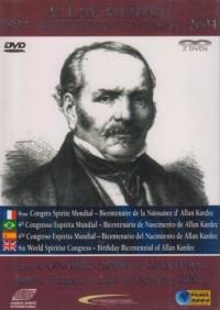 Bicentenaire Allan Kardec : DVD double