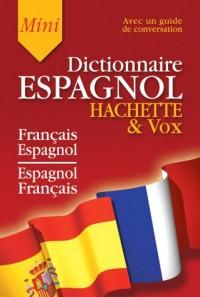 Mini-Dictionnaire Français/Espagnol Espagnol/Français (Guide de conversation inclus)
