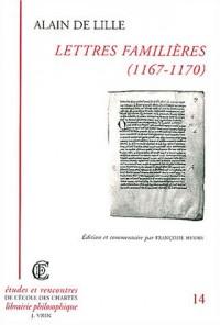 Lettres familières (1167-1170)