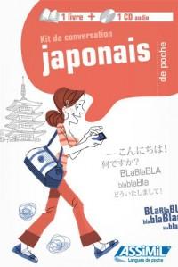 Kit de conversation japonais (1CD audio)