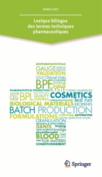 Lexique bilingue des termes techniques pharmaceutiques