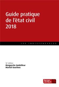 Guide pratique de l'état civil